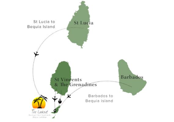 Bequia, Caribbean