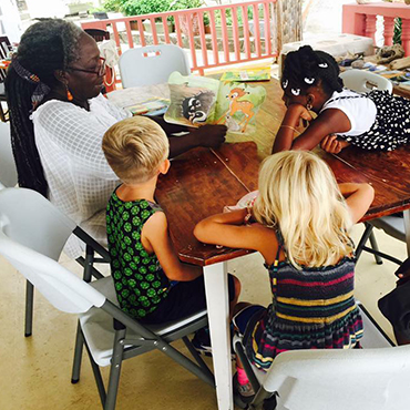 Project 5: Bequia Reading Club